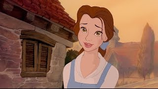 getlinkyoutube.com-Belle en het Beest | Liedje van Belle (In Ons Dorp) | Disney BE