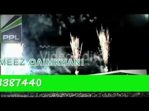 Pakistan Premier League (PPL) Promo