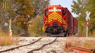 getlinkyoutube.com-World's Worst Railroad Tracks (2014)