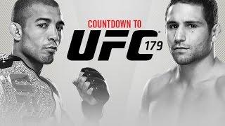 Conteo Regresivo a UFC 179: Aldo vs. Mendes II