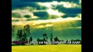 getlinkyoutube.com-Karaoke Bèo dạt Mây trôi