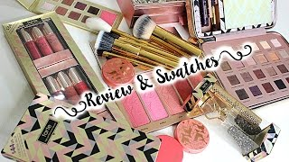 getlinkyoutube.com-TARTE HOLIDAY COLLECTION 2015 | REVIEW + SWATCHES