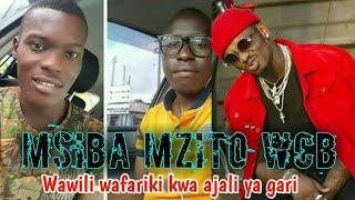 Msiba Mzito kwa Diamond na Team WCB Wasafi