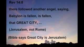 getlinkyoutube.com-The Great City of Revelation - is it Rome or Jerusalem?