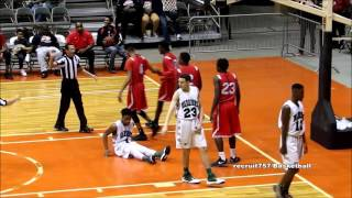 getlinkyoutube.com-Lake Taylor v Kecoughtan recruit757/Basketball