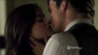 getlinkyoutube.com-Ezra & Aria | Top Five Scenes - Season One