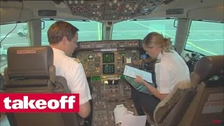 getlinkyoutube.com-Condor Boeing 757 Frankfurt/Main - Countdown zum Abflug (Countdown to Departure)