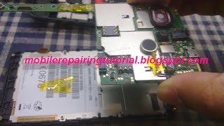 getlinkyoutube.com-Huawei Ascend Y511-U30 Disassembly
