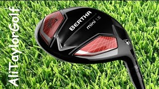 getlinkyoutube.com-CALLAWAY BERTHA MINI 1.5 REVIEW