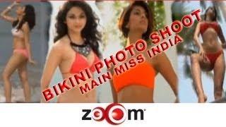 getlinkyoutube.com-Bikini photo shoot - Main Miss India 2012