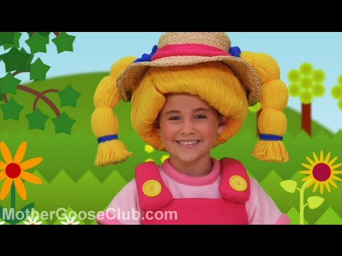 Mary Mary Quite Contrary sd - Mother Goose Club
