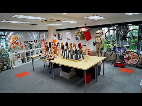 Mirai Store Tokyo & Culture Japan office tour by Danny Choo