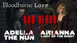 getlinkyoutube.com-Bloodborne Lore - Nun Vs. Whore: Bad Blood