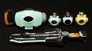 getlinkyoutube.com-食玩 仮面ライダーゴーストキット 全3種 Kamen Rider Ghost kit