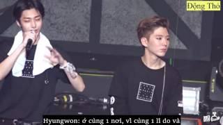 getlinkyoutube.com-[Độngthỏ] [Vietsub] 160717 Monsta X First CC X Clan - Kihyun, Wonho, IM, Shownu, Hyungwon 몬스타엑스 콘서트