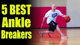 getlinkyoutube.com-How to Break Ankles - Top 5 Crossovers: Basketball Moves | Ankle Breakers - Sick Handles