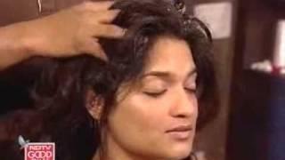 Sandhya Mridul swears by a head massage