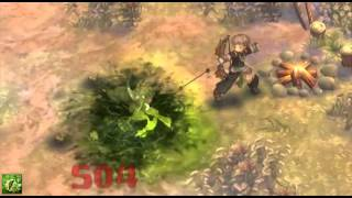 getlinkyoutube.com-Tree of Savior - Archer Skills Tree