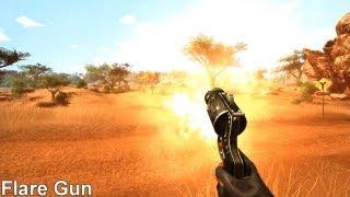 getlinkyoutube.com-All Weapons Shown - Far Cry 2