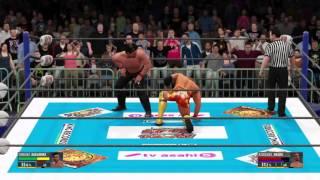 getlinkyoutube.com-WWE 2K16: Shinsuke Nakamura VS Kazuchika Okada