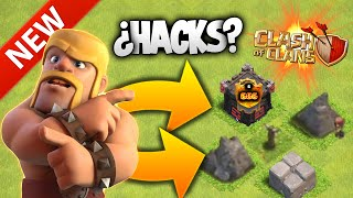 getlinkyoutube.com-Las 5 Aldeas mas RARAS de Clash of Clans | Curiosidades de Clash of Clans