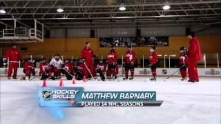 getlinkyoutube.com-NHL Skills: Stick Lift From Canadian Tire Hockey School