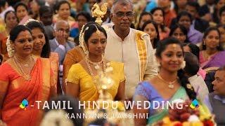 getlinkyoutube.com-KANNAN & LAKSHMI TAMIL HINDU WEDDING