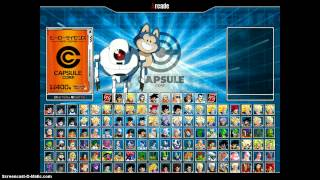getlinkyoutube.com-Dragon Ball Heroes M U G E N V3 2014