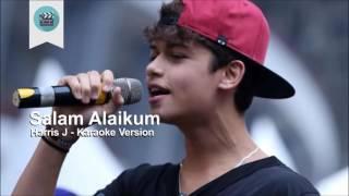 getlinkyoutube.com-Karaoke Salam Alaikum - Harris J Original