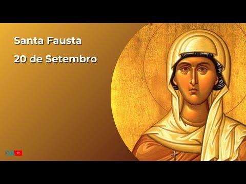Santa Fausta