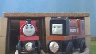 getlinkyoutube.com-Thomas Wooden Remake - Home at Last