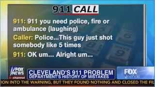 getlinkyoutube.com-Cleveland 911 dispatchers, PATHETIC