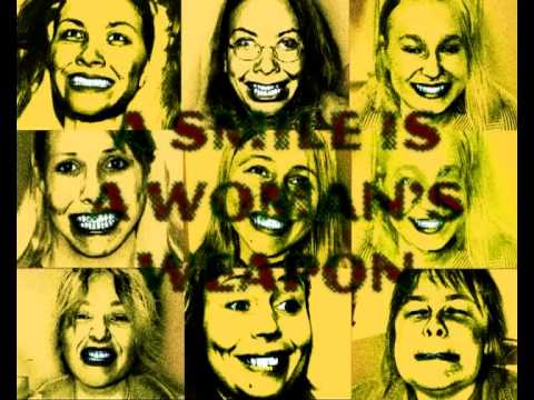 PunkFem - Smile is a womans profession