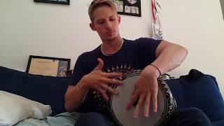 getlinkyoutube.com-How to play the Darbuka Anthem, Daood DEBU