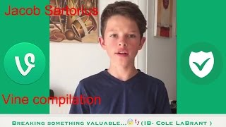 getlinkyoutube.com-Jacob Sartorius Vine compilation (All Vines) - Best Viners 2016 [WITH TITLES] ✔
