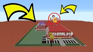 getlinkyoutube.com-HOW MUCH TNT WILL IT TAKE TO BLOW UP MCDONALDS?!?