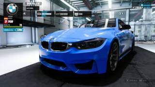 getlinkyoutube.com-The Crew Wild Run - BMW M4 F82 Perf Spec Customization + FDC Custom Race (March Summit Reward)