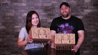 Marvel Collector Corps: First Appearance Avengers Unboxing!