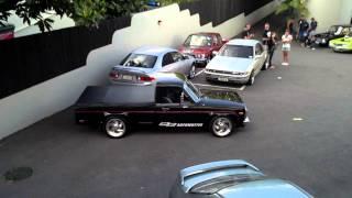 Mazda R.E.P.U Pulseing hard
