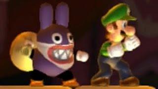 getlinkyoutube.com-New Super Luigi U - Final Castle (2 Players)