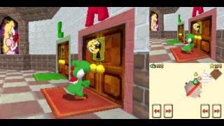 getlinkyoutube.com-[HD] TAS: DS Super Mario 64 DS in 14:23.34 by MKDasher & ALAKTORN