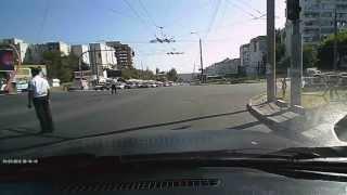 getlinkyoutube.com-Кортеж президента Туркменистана в Кишинёве