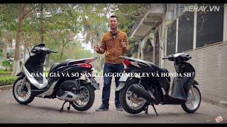getlinkyoutube.com-[XEHAY.VN] Đánh giá và so sánh Piaggio Medley và Honda SH