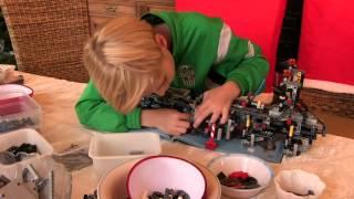 getlinkyoutube.com-Lego Technic 42043 Mercedes Benz Arocs 3245 Deutsch