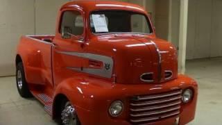 getlinkyoutube.com-Custom 1948 Ford COE Pick-up