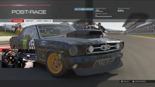 Forza 5 - Can I Still Slide? - 750+ HP 1965 Ford Mustang Gymkhana 7 w/Wheel Cam
