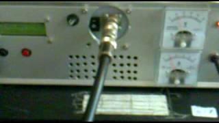 getlinkyoutube.com-1431am thessaloniki 500w MW transmitter dummy load test.mp4