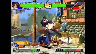 [Arclive] Futuresky-Huajiao vs Dakou (yessterday) The King of Fighters 98