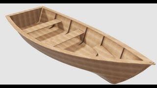 getlinkyoutube.com-Autodesk Inventor - Part I - Design of a small Boat