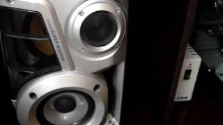 getlinkyoutube.com-Panasonic SA-AK77 - Primeiro vídeo